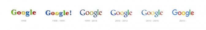 Изменение логотипа гугл