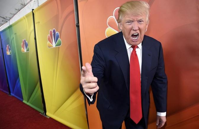 Трамп потерял торговую марку