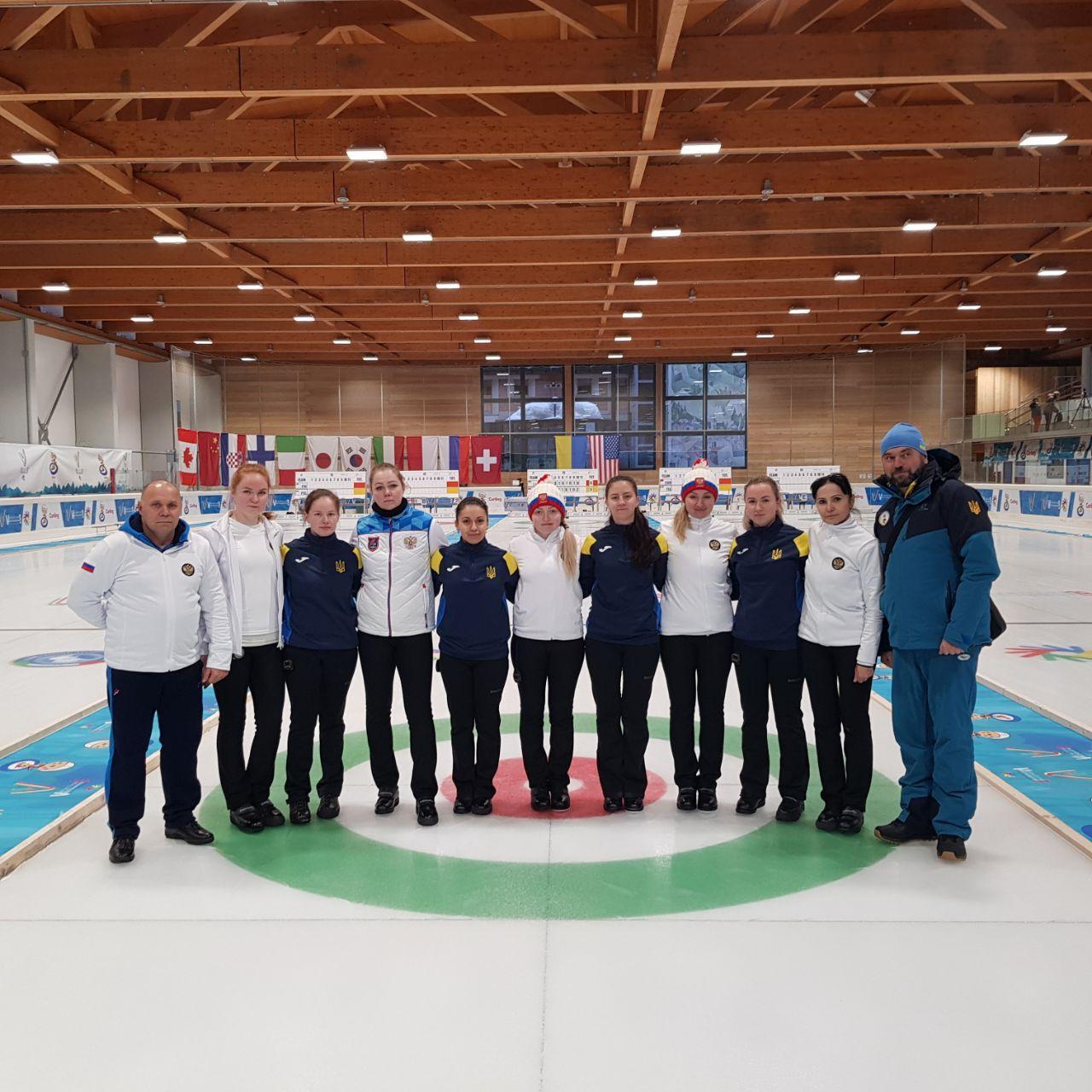 Дмитрий Заец и команда на соревнованиях