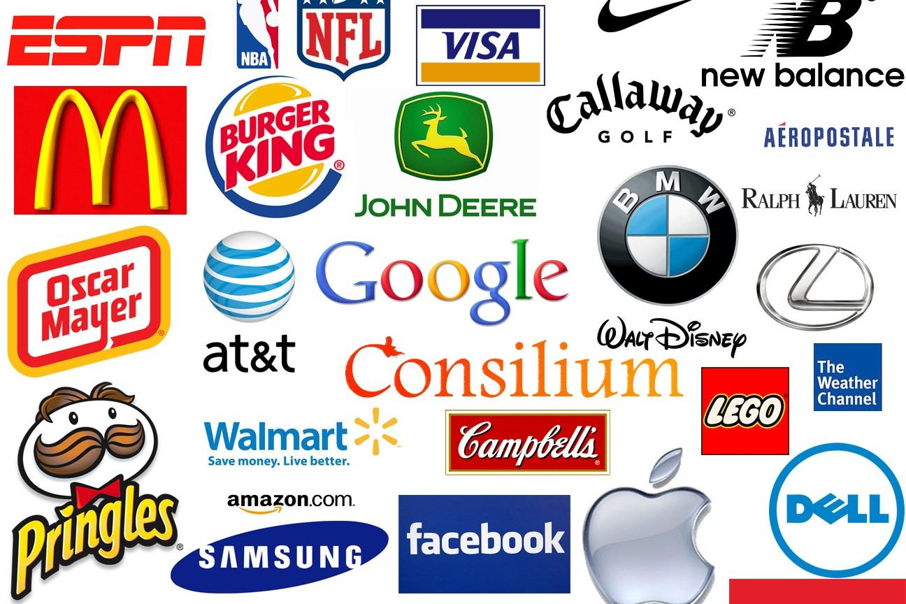 Виды брендов в картинках