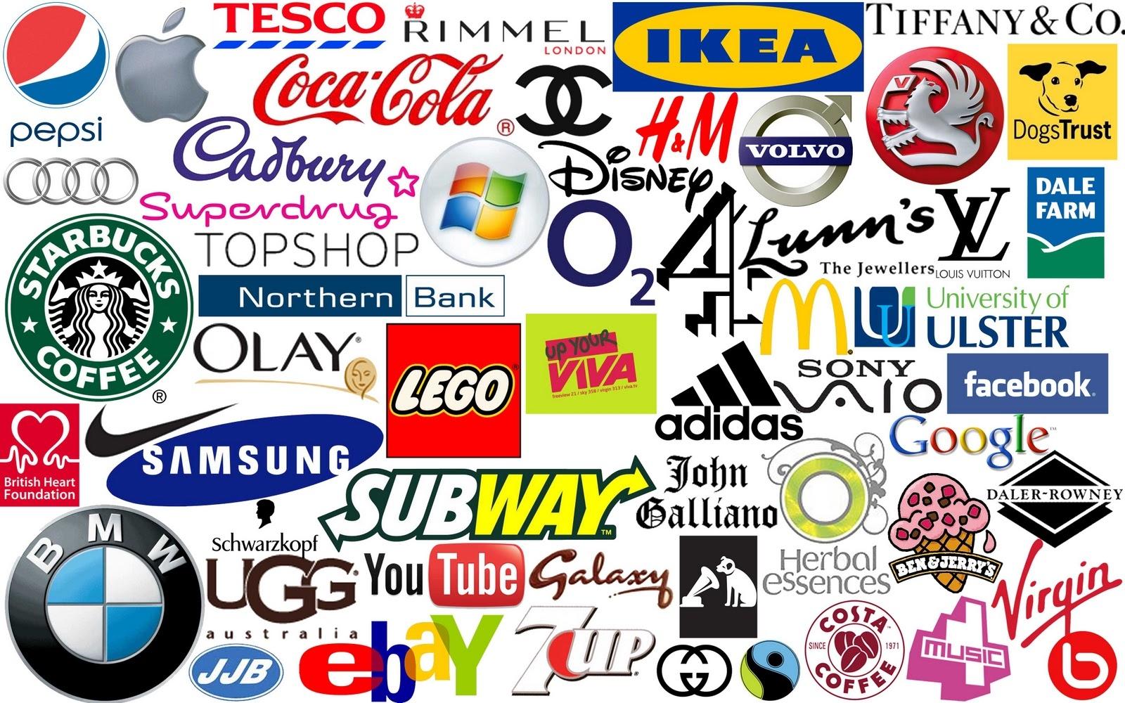 картинки логотипы всех брендов прыщи